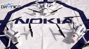 nokia drones